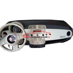 Kit Air Bag Fiat 500