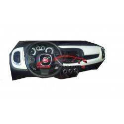 Kit Air Bag Fiat 500 l 2015